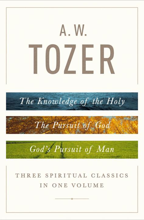 A.W. Tozer – Spiritual Classics