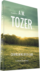 Tozer Devotional Book